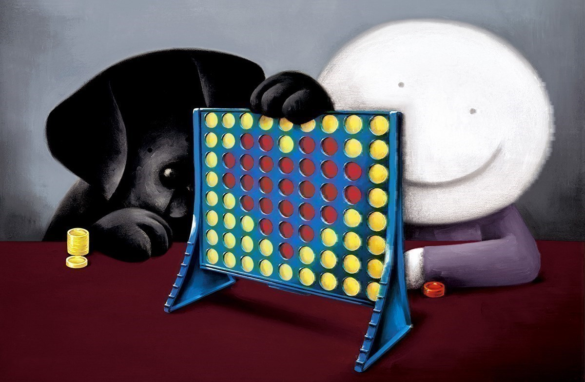 Connect 4 Love